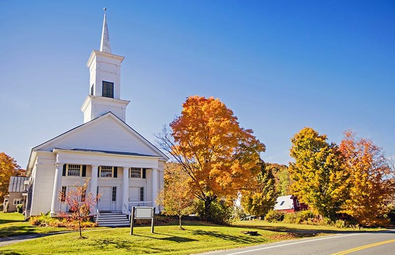 Create your own rural church